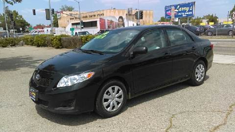 2010 Toyota Corolla for sale at Larry's Auto Sales Inc. in Fresno CA