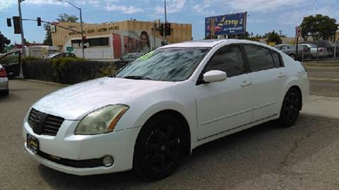 2004 Nissan Maxima for sale at Larry's Auto Sales Inc. in Fresno CA
