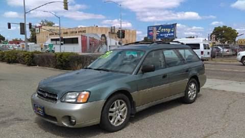 2002 Subaru Outback for sale at Larry's Auto Sales Inc. in Fresno CA