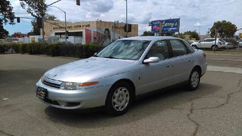 2001 Saturn L-Series for sale at Larry's Auto Sales Inc. in Fresno CA