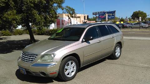 2005 Chrysler Pacifica for sale at Larry's Auto Sales Inc. in Fresno CA
