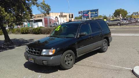1998 Subaru Forester for sale at Larry's Auto Sales Inc. in Fresno CA