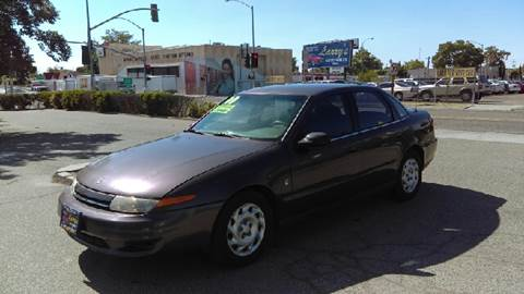 2000 Saturn L-Series for sale at Larry's Auto Sales Inc. in Fresno CA