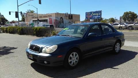 2004 Hyundai Sonata for sale at Larry's Auto Sales Inc. in Fresno CA