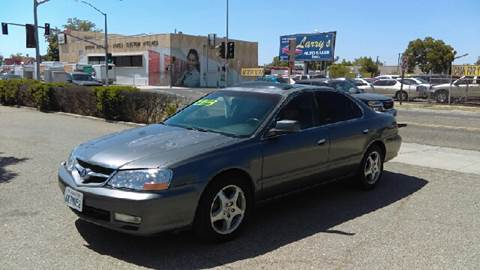 2002 Acura TL for sale at Larry's Auto Sales Inc. in Fresno CA