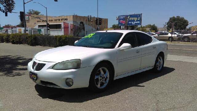 2004 Pontiac Grand Prix Gtp 4dr Supercharged Sedan In Fresno Ca