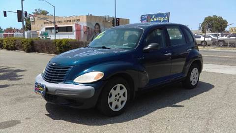 2001 Chrysler PT Cruiser for sale at Larry's Auto Sales Inc. in Fresno CA