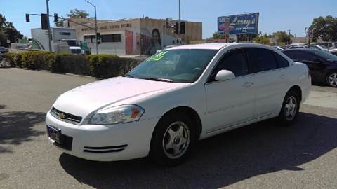 2007 Chevrolet Impala for sale at Larry's Auto Sales Inc. in Fresno CA