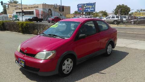 2001 Toyota ECHO for sale at Larry's Auto Sales Inc. in Fresno CA