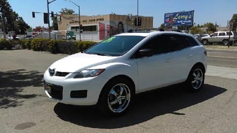 2007 Mazda CX-7 for sale at Larry's Auto Sales Inc. in Fresno CA