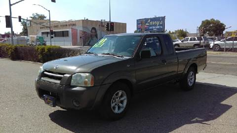 2003 Nissan Frontier for sale at Larry's Auto Sales Inc. in Fresno CA