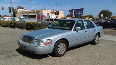 2003 Mercury Grand Marquis for sale at Larry's Auto Sales Inc. in Fresno CA