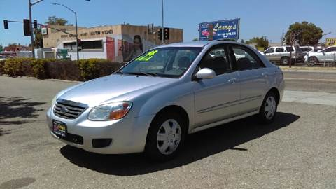 2008 Kia Spectra for sale at Larry's Auto Sales Inc. in Fresno CA