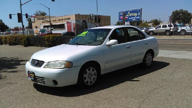 2000 Nissan Sentra GXE 4dr Sedan   Fresno CA