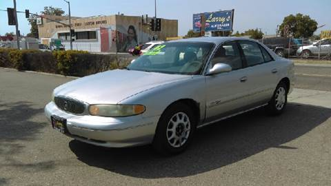 2002 Buick Century for sale at Larry's Auto Sales Inc. in Fresno CA
