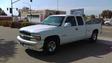 2001 Chevrolet Silverado 1500 for sale at Larry's Auto Sales Inc. in Fresno CA