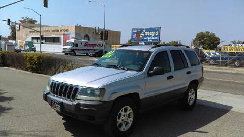 2003 Jeep Grand Cherokee for sale at Larry's Auto Sales Inc. in Fresno CA