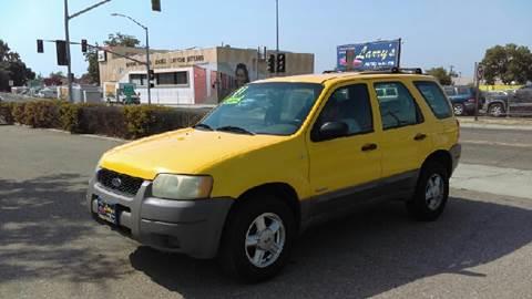 2001 Ford Escape for sale at Larry's Auto Sales Inc. in Fresno CA