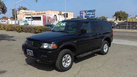 2003 Mitsubishi Montero Sport for sale at Larry's Auto Sales Inc. in Fresno CA
