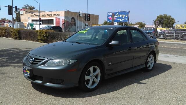 2005 mazda mazda6 s sport 4dr sports sedan in fresno ca larry s rh larrysautosalesinc com 2005 Mazda 6 MPG 2005 Mazda 6 MPG