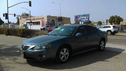 2006 Pontiac Grand Prix for sale at Larry's Auto Sales Inc. in Fresno CA
