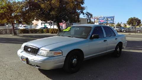 2006 Ford Crown Victoria for sale at Larry's Auto Sales Inc. in Fresno CA