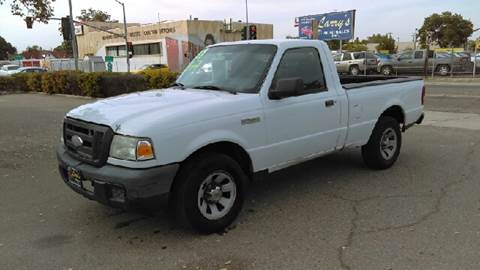 2007 Ford Ranger for sale at Larry's Auto Sales Inc. in Fresno CA