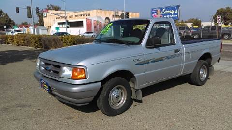 1997 Ford Ranger for sale at Larry's Auto Sales Inc. in Fresno CA