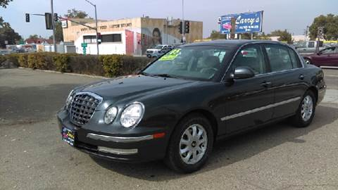 2005 Kia Amanti for sale at Larry's Auto Sales Inc. in Fresno CA