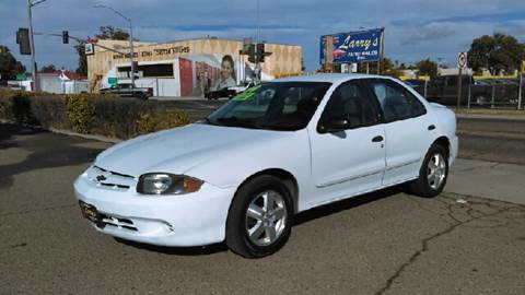 2004 Chevrolet Cavalier for sale at Larry's Auto Sales Inc. in Fresno CA