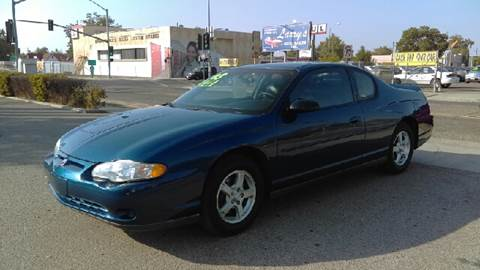 2003 Chevrolet Monte Carlo for sale at Larry's Auto Sales Inc. in Fresno CA