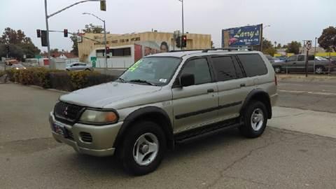 2001 Mitsubishi Montero Sport for sale at Larry's Auto Sales Inc. in Fresno CA