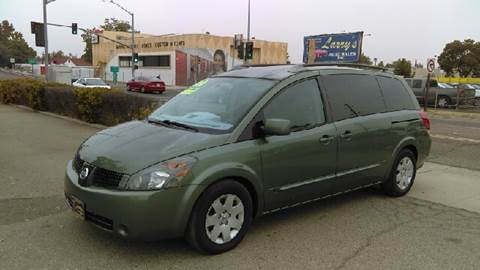 2004 Nissan Quest for sale at Larry's Auto Sales Inc. in Fresno CA