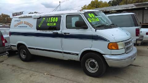 2000 Dodge Ram Van for sale at Larry's Auto Sales Inc. in Fresno CA