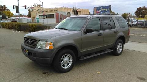 2003 Ford Explorer for sale at Larry's Auto Sales Inc. in Fresno CA