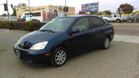 2003 Toyota Prius for sale at Larry's Auto Sales Inc. in Fresno CA