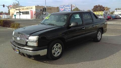 2003 Chevrolet Avalanche for sale at Larry's Auto Sales Inc. in Fresno CA