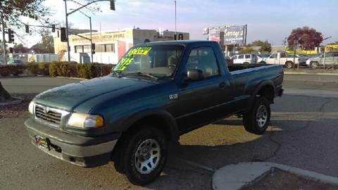 1998 Mazda B-Series Pickup for sale at Larry's Auto Sales Inc. in Fresno CA