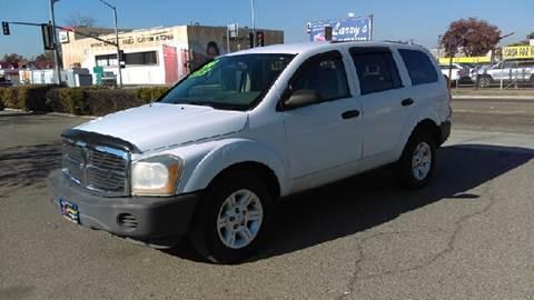 2004 Dodge Durango for sale at Larry's Auto Sales Inc. in Fresno CA