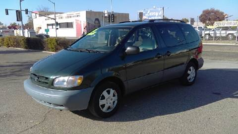 2000 Toyota Sienna for sale at Larry's Auto Sales Inc. in Fresno CA