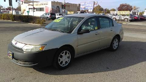 2004 Saturn Ion for sale at Larry's Auto Sales Inc. in Fresno CA