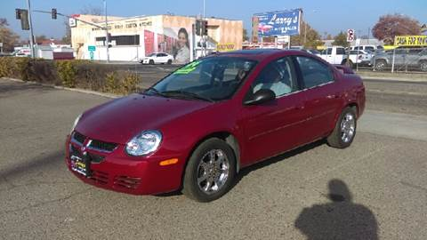 2004 Dodge Neon for sale at Larry's Auto Sales Inc. in Fresno CA