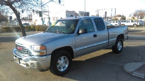 2005 GMC Sierra 1500 for sale at Larry's Auto Sales Inc. in Fresno CA