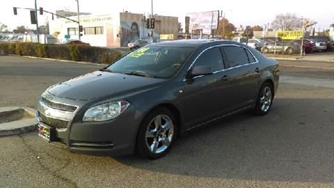 2008 Chevrolet Malibu for sale at Larry's Auto Sales Inc. in Fresno CA