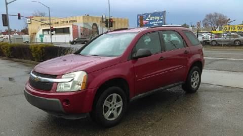 2006 Chevrolet Equinox for sale at Larry's Auto Sales Inc. in Fresno CA