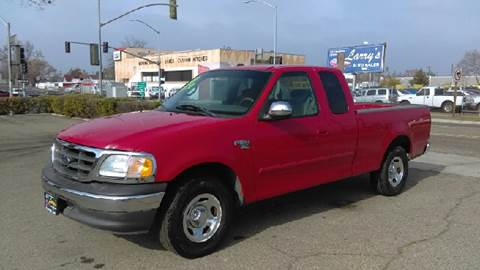 2001 Ford F-150 for sale at Larry's Auto Sales Inc. in Fresno CA