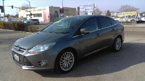 2012 Ford Focus for sale at Larry's Auto Sales Inc. in Fresno CA
