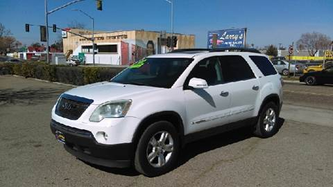 2007 GMC Acadia for sale at Larry's Auto Sales Inc. in Fresno CA