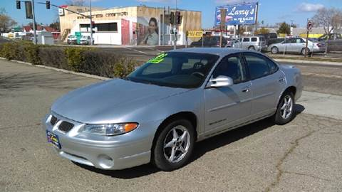 2001 Pontiac Grand Prix for sale at Larry's Auto Sales Inc. in Fresno CA