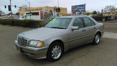 1999 Mercedes-Benz C-Class for sale at Larry's Auto Sales Inc. in Fresno CA